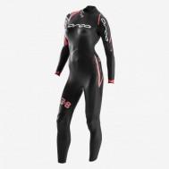 ORCA Womens Orca 3.8 ENDURO Fullsleeve Wetsuit