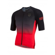 Nalini Mens Crit TI Rosso Cycling Top