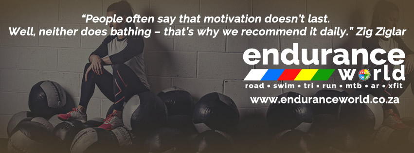 Endurance World - What is your why